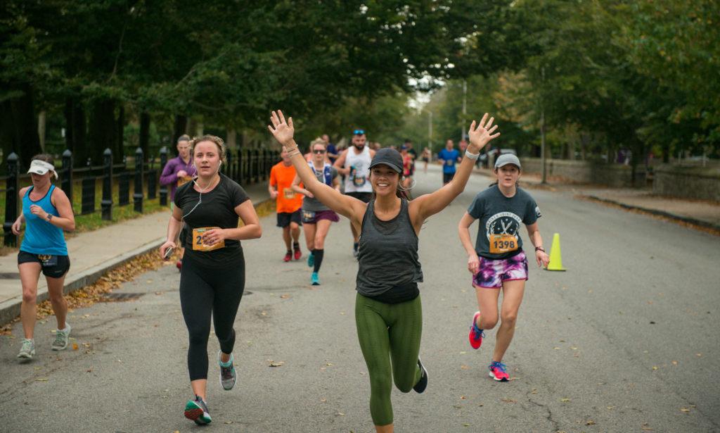 Rhode Island Marathon  Results